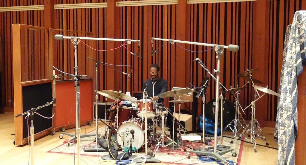 Brian Blade at Henson 'A'
