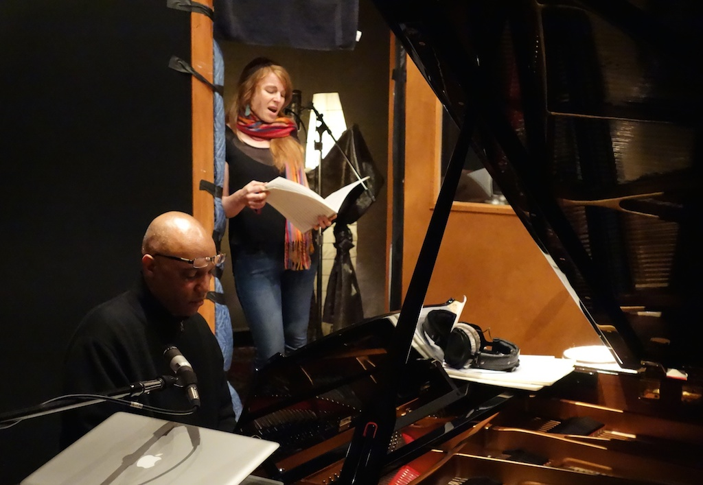 Billy Childs and Moira Smiley
