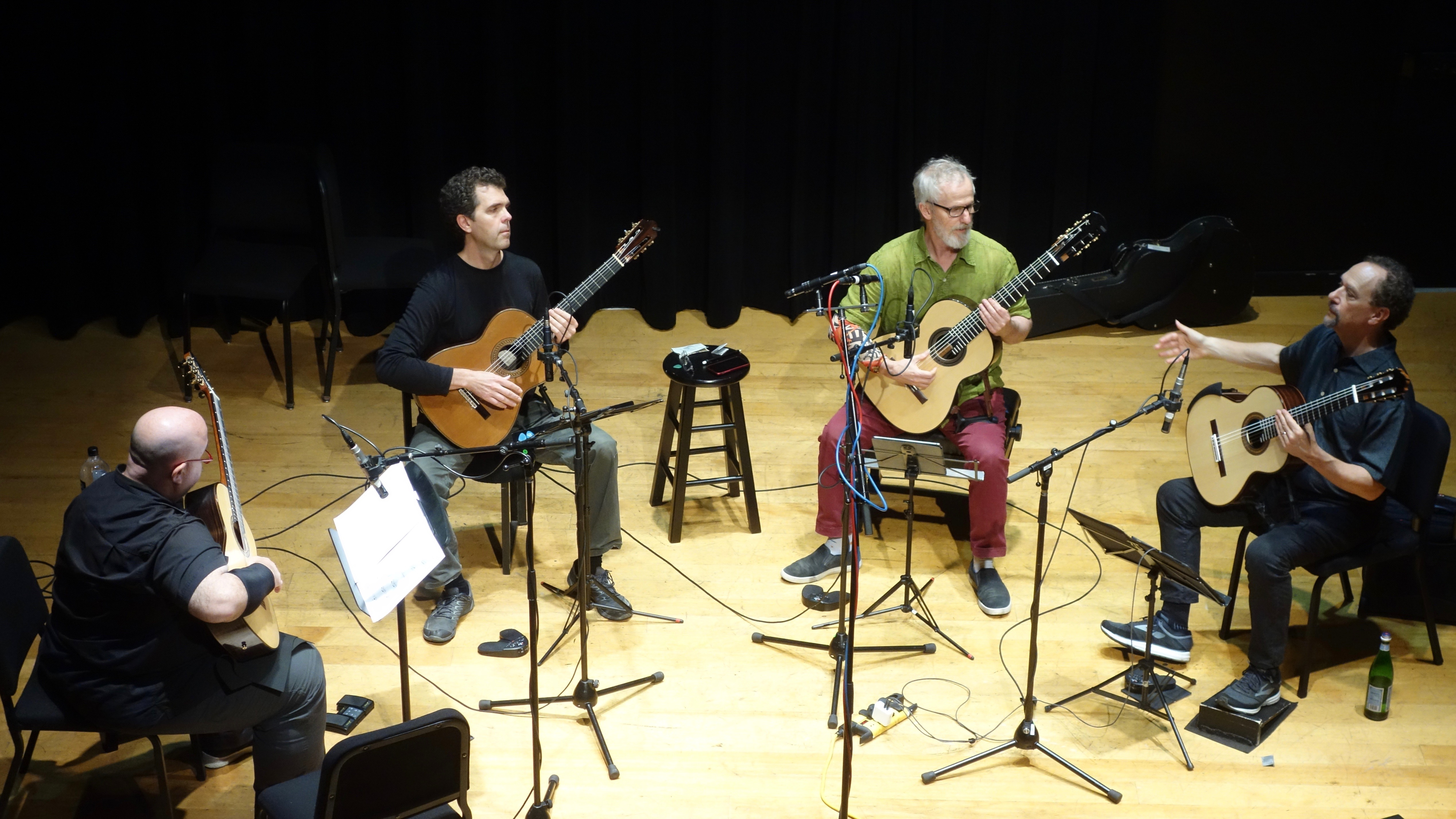 Los Angeles Guitar Quartet @ Cammilleri Hall